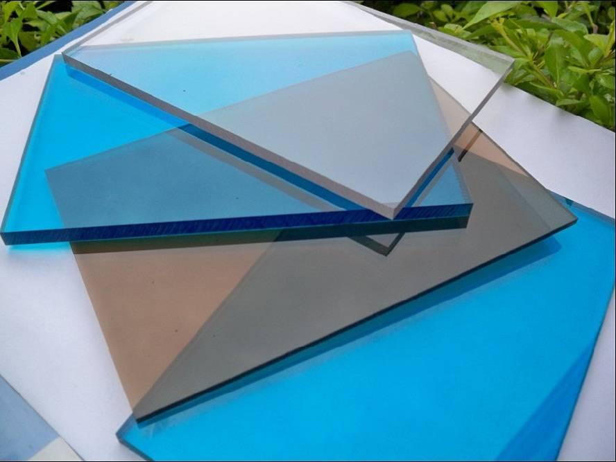 Стандартные размеры листа поликарбоната