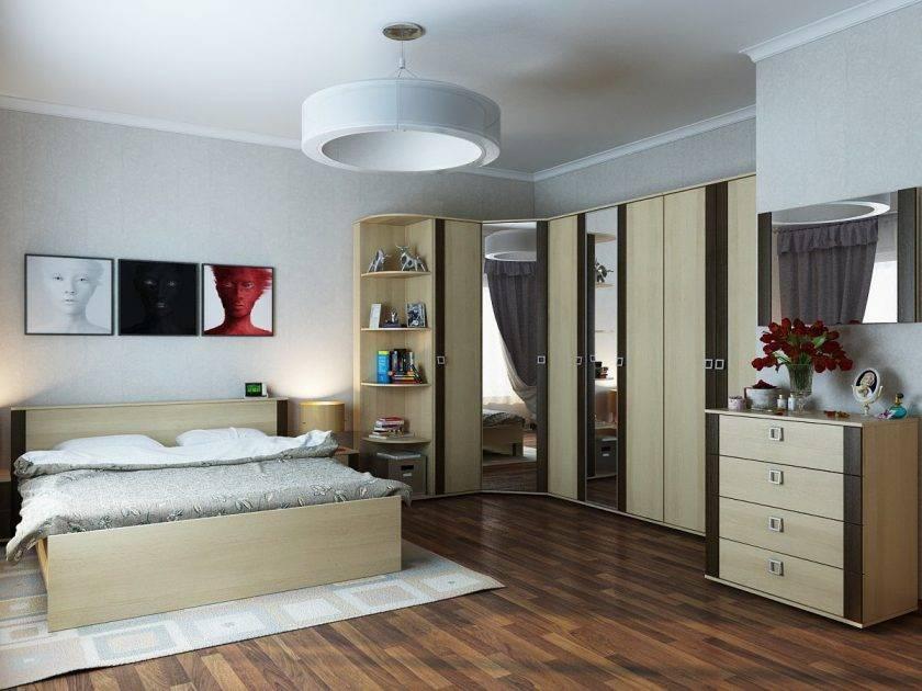 Обзор угловых шкафов купе для спальни, как выбрать