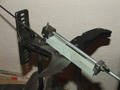 Как сделать точилку для ножа - 75 фото и пошаговое описание постройки точилки своими руками