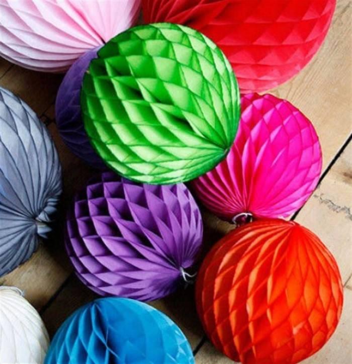 ᐉ как сделать шар из картона схема. шары из бумаги своими руками – красота, доступная каждому ✅ igrad.su