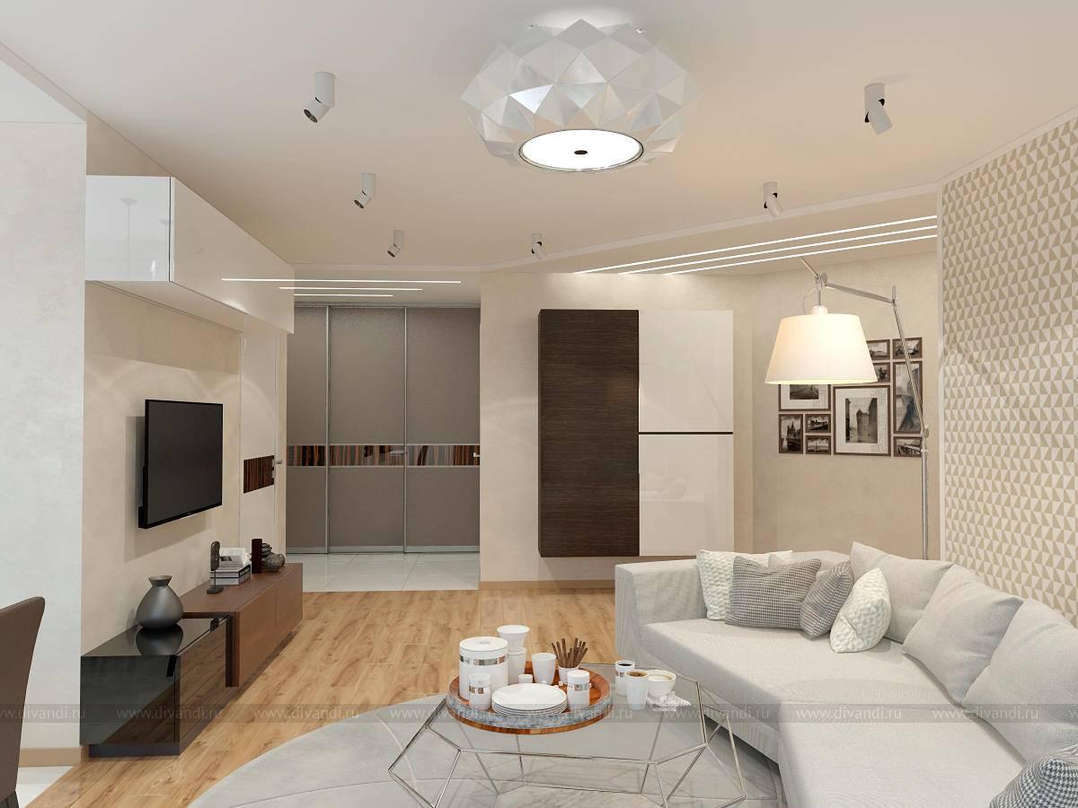 Совмещенная гостиная: 100 фото красивых вариантов интерьера и варианты их реализации
