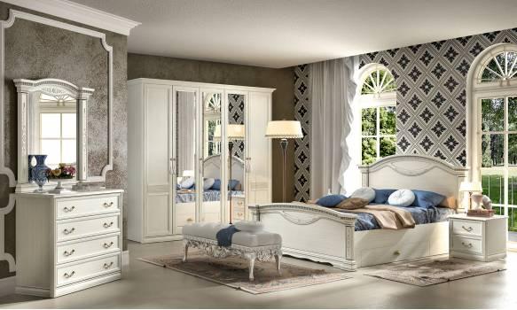 Шкафы в классическом стиле