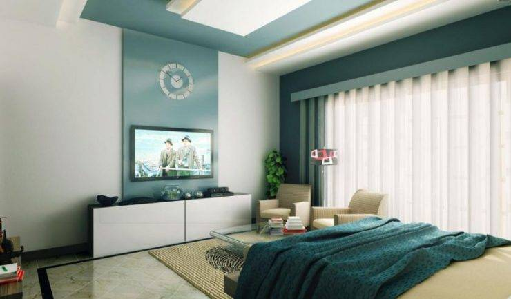 Телевизор как предмет интерьера: самые интересные модели дизайнерских тв