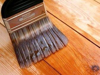 Грунтовка для дерева: составы под лак для внутренних работ, средство антисептик, белая полиуретановая для деревянного пола