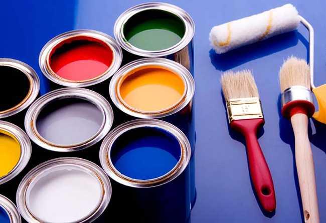 Расход масляной краски на 1м2: как рассчитать
