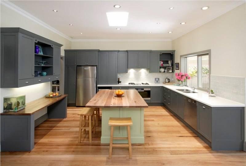 20 простых и сложных способов заствавить кухню выглядеть богаче
