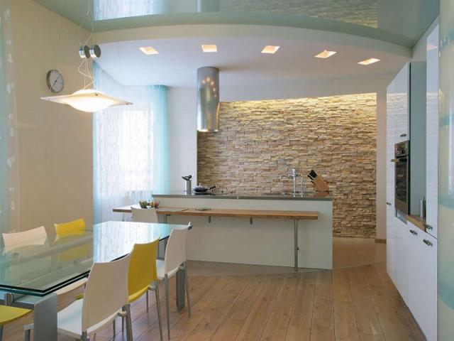 Какой потолок в хрущевке лучше сделать – варианты отделки потолка