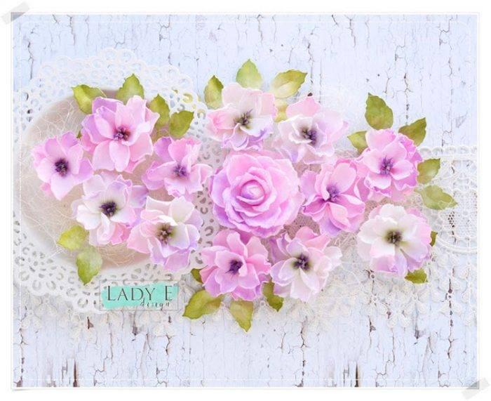 Поделки цветы: 95 фото лучших идей создания цветов и украшений из подручных средств