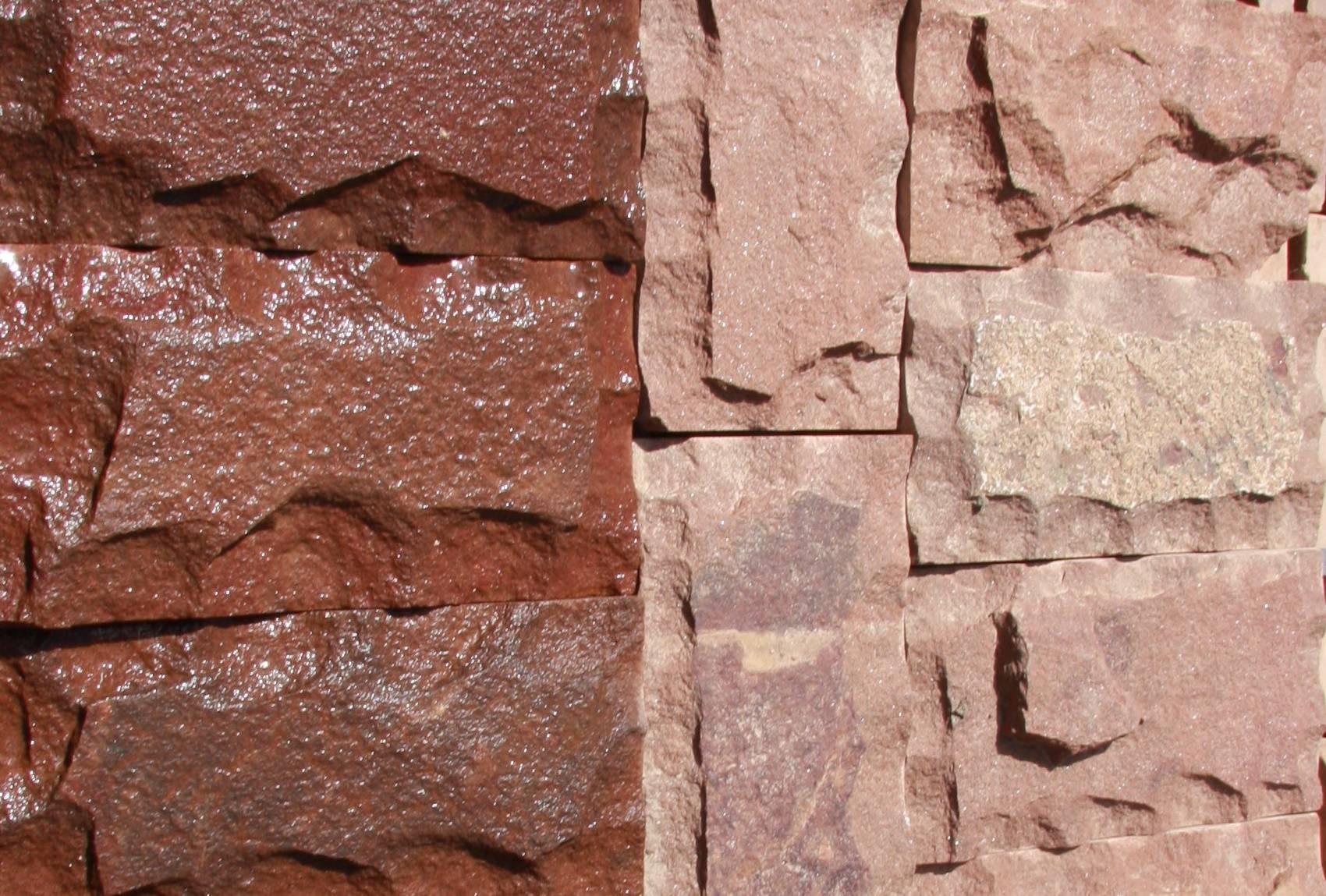 Виды и свойства покрытий для камня с мокрым эффектом