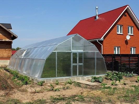 Теплицы glass house: статья - журнал