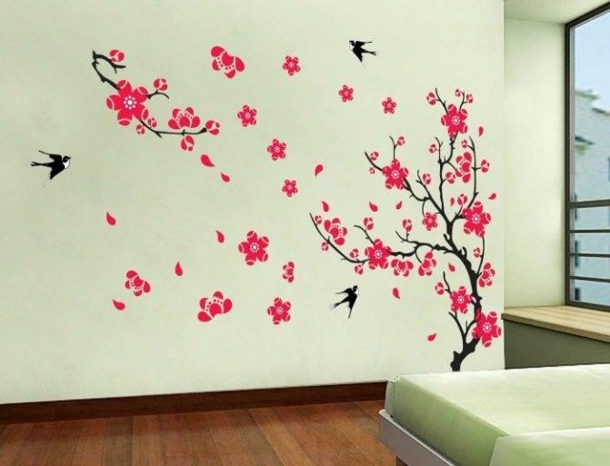 Декор комнаты: мастер-класс применения лучших идей оформления комнат (90 фото)