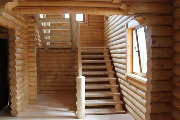 Отделка лестницы деревом (68 фото): облицовка железного каркаса и деревянная обшивка лестниц на второй этаж