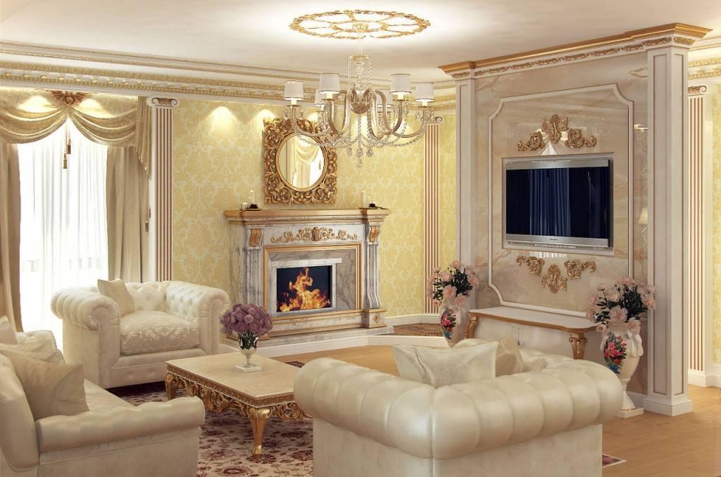 Новинки гостиной - 195 фото современных интерьерных идей и нюансы их применения