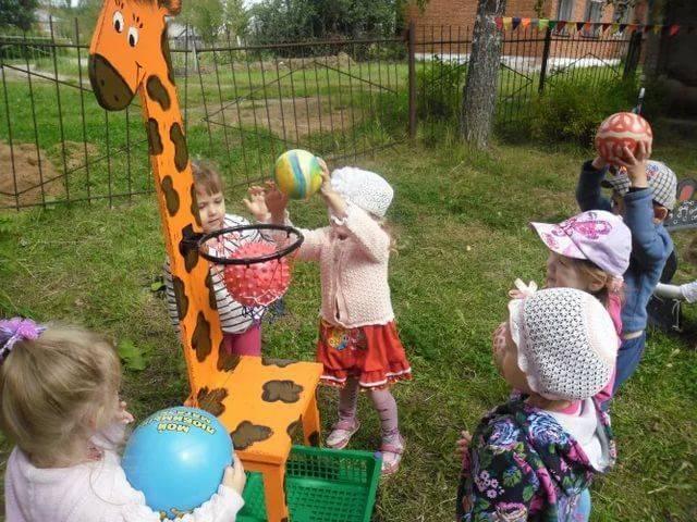 Детская площадка своими руками - 125 фото лучших проектов и видео описание технологии строительства