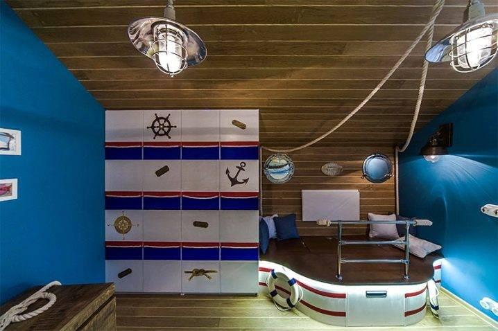 Дизайн мансарды - варианты стильных оформлений с фото