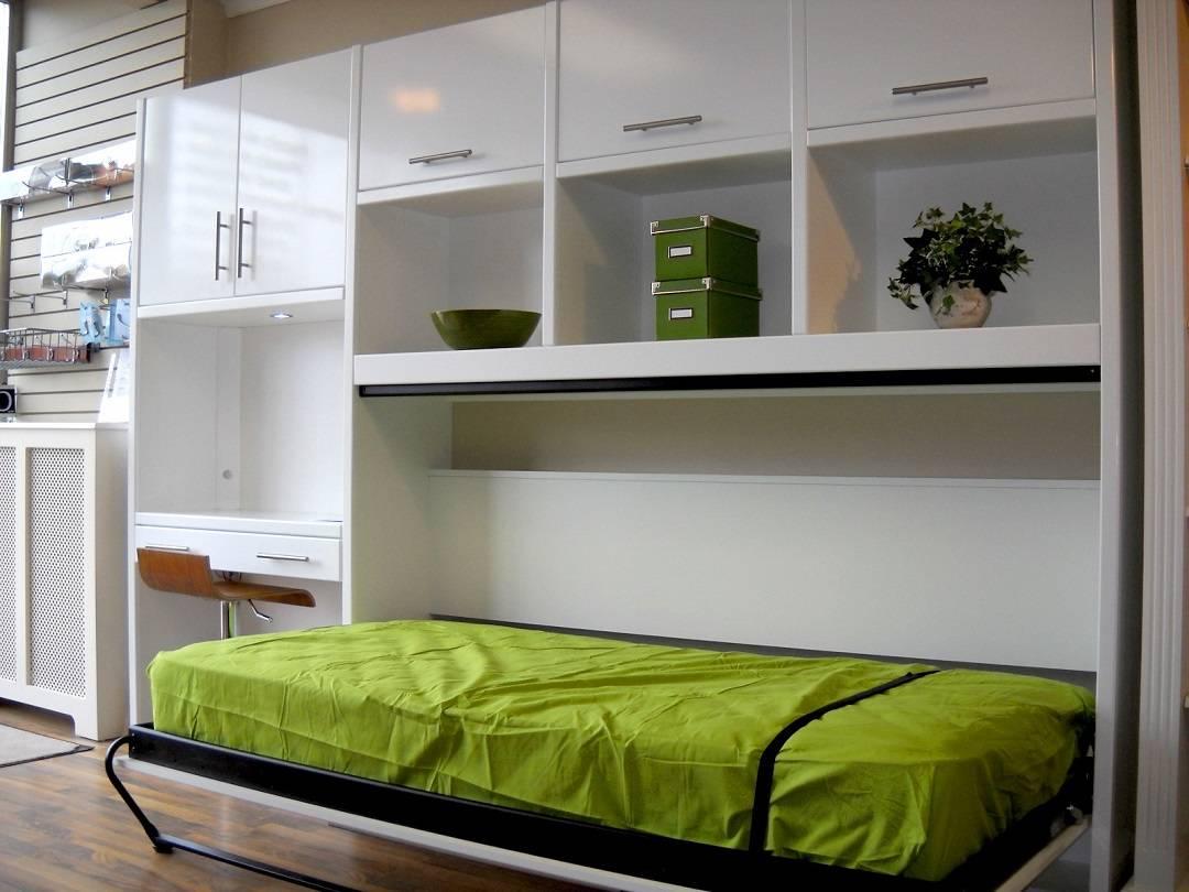Трансформер шкаф-кровать от Ikea