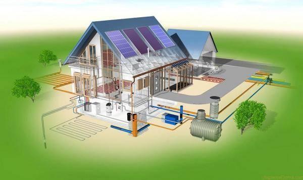 Автономное отопление в многоквартирном доме - проектирование и монтаж