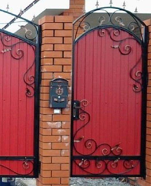 Какие ворота выбрать для загородного дома? разбираемся с экcпертом. 21.by