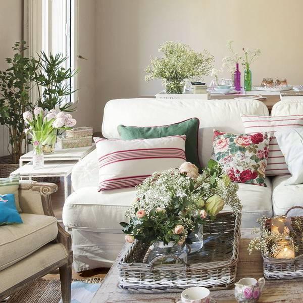 Натуральность во всем – главные тренды интерьерного текстиля в гостиной и спальне 2020