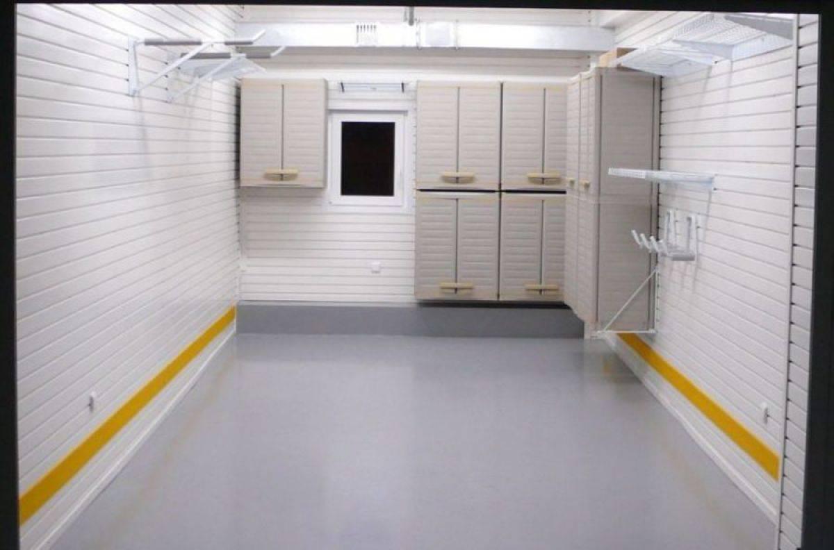 Чем обшить гараж внутри - внутренняя обшивка гаража + фото | стройсоветы