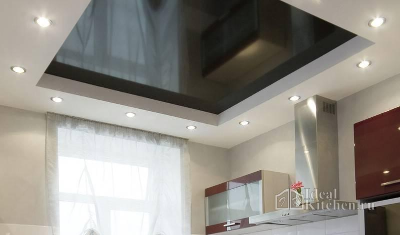 Как визуально увеличить комнату с низким потолком