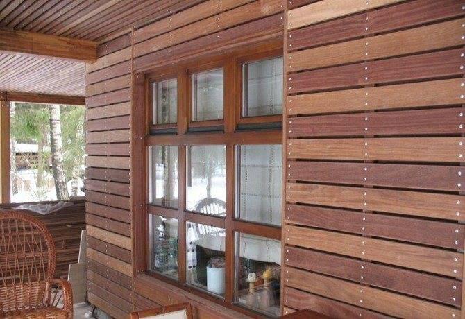 Деревянные фасады - лучшие сочетания, идеи применения и правила монтажа (115 фото)