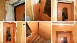 Дверной откос из мдф – надёжный и недорогой вариант отделки