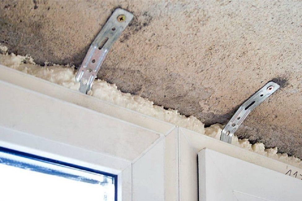 Материалы для установки окна: что потребуется при монтаже