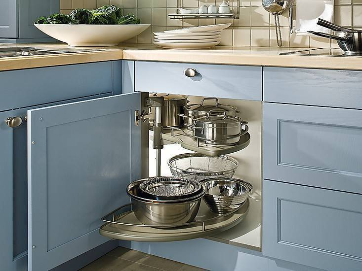 Расстановка мебели на кухне: обзор эргономичных решений