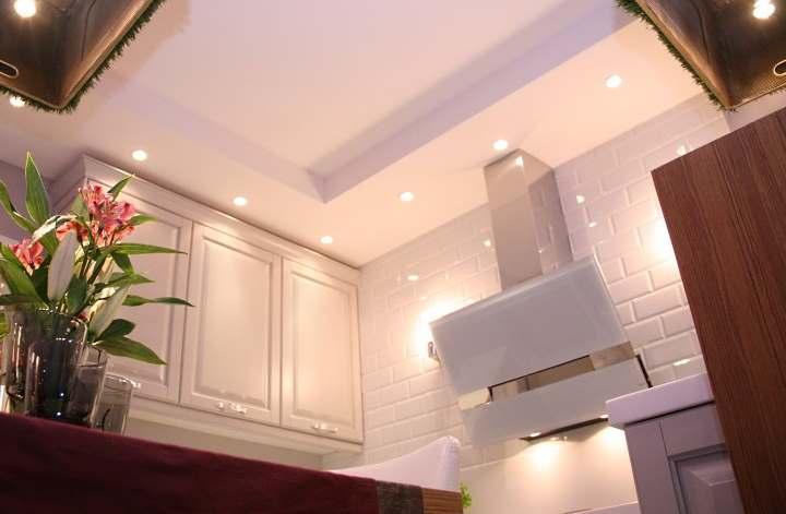 Как замаскировать вентиляционную трубу на кухне? Конструкции из гипсокартона, дерева и металла — Инструкция