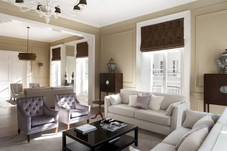 Диван в гостиную - 70 фото новинок сочетания дизайна