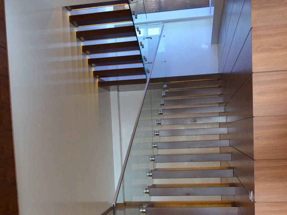 Консольная лестница своими руками - изготовление конструкции, пошаговая инструкция + фото