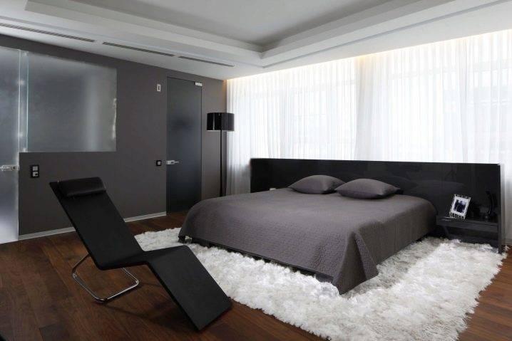 Дизайн гостиной-спальни: 100 фото идей, особенности планировки