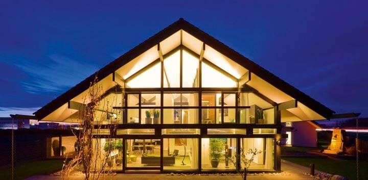 Строительство домов фахверк и технология стройки своими руками