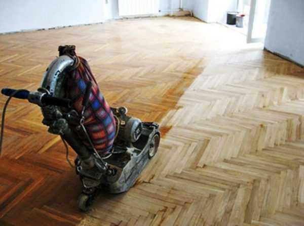 Циклевка половой доски на полу своими руками | opolax.ru