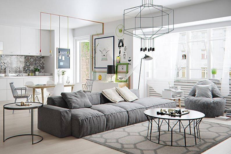 Гостиная в скандинавском стиле - 90 фото лучших идей стильного оформления