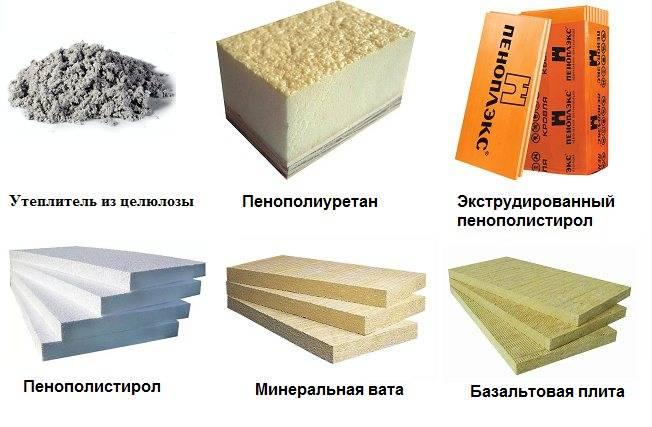 Способы крепления пенопласта к различным поверхностям