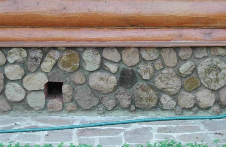Фундамент из бутового камня – все варианты строительства