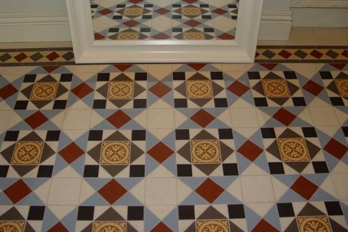 Метлахская плитка для пола и на стены: применение, размеры, свойства, состав, гост