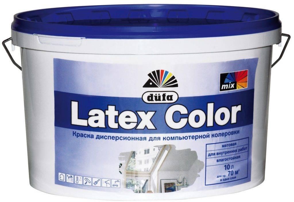 Особенности применения матовой и глянцевой краски