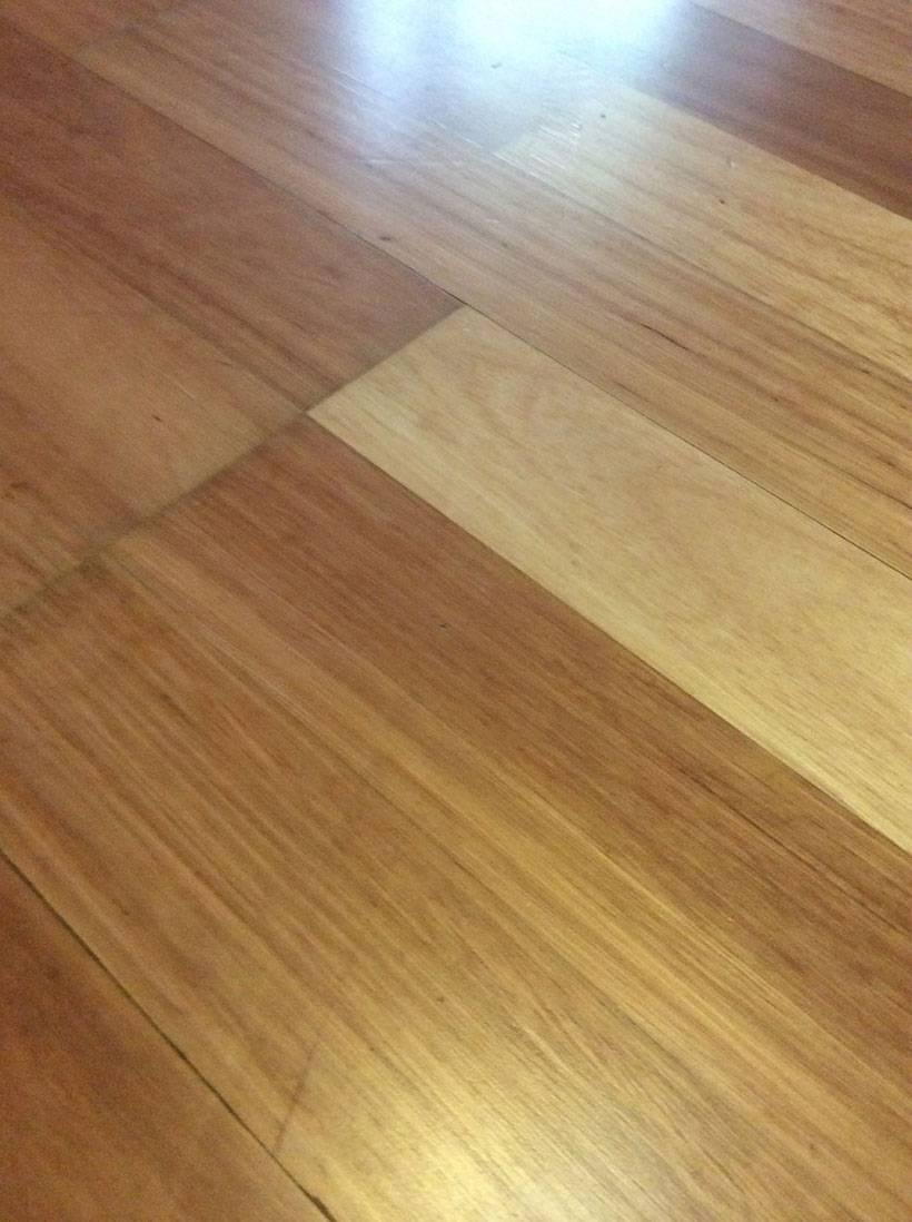 Как убрать вмятины на деревянной мебели? - папа карло