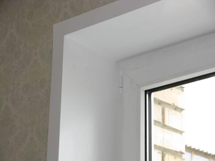Установка подоконников и откосов на пластиковые окна своими руками в деревянном или каркасном доме: видео + фото » интер-ер.ру