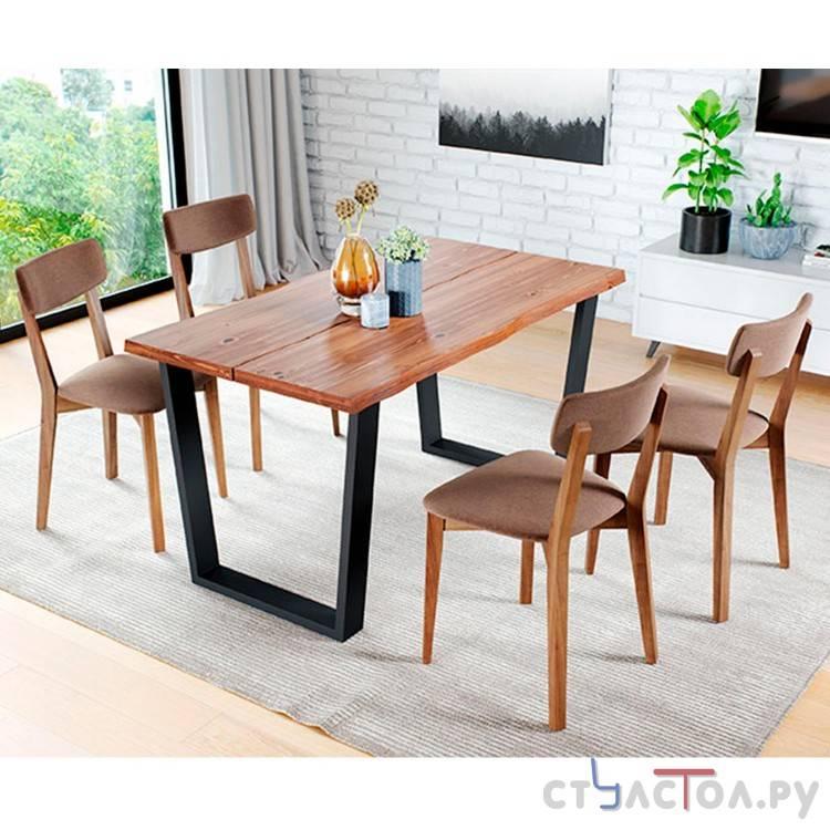 Современные обеденные столы: 40 фото, тренды, дизайнерские модели известных производителей