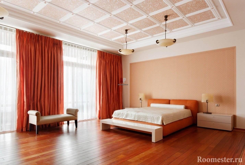 Особенности оформления потолков в разных стилях