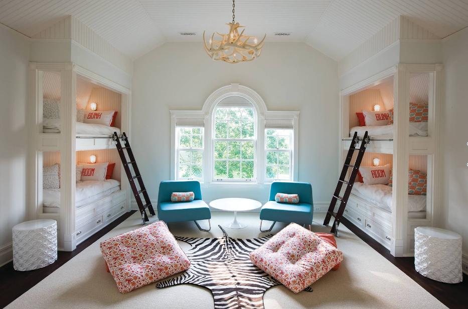 Двухъярусная кровать со шкафом: разновидности моделей, правила выбора