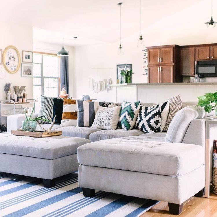 Мебель икеа в интерьере — проработанный до мелочей дизайн + фото