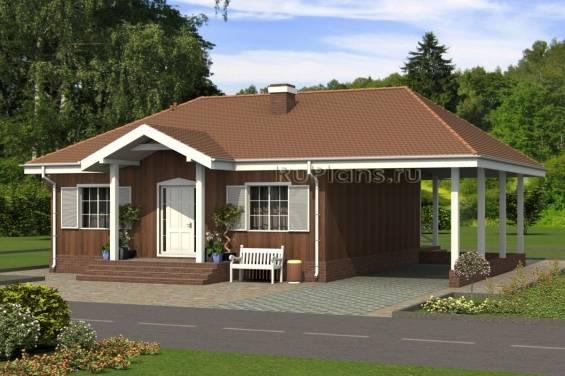 Лучшие деревянные дома - 110 фото самых интересных проектов!