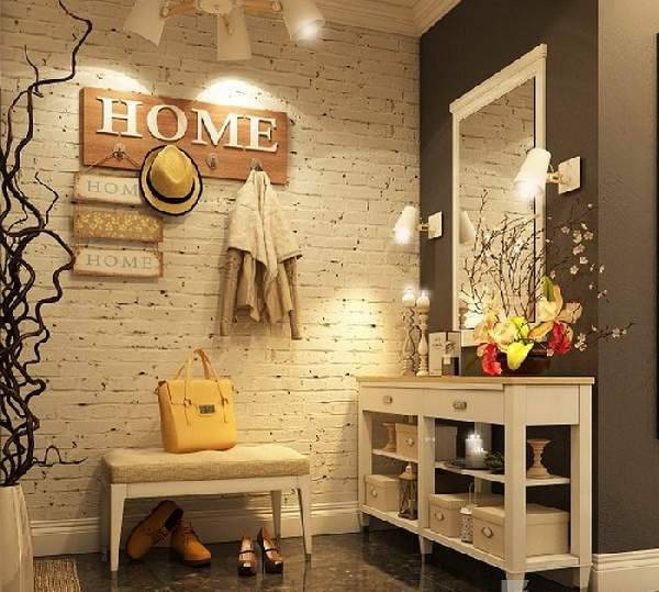 Дизайн маленькой прихожей в квартире - 35 реальных фото