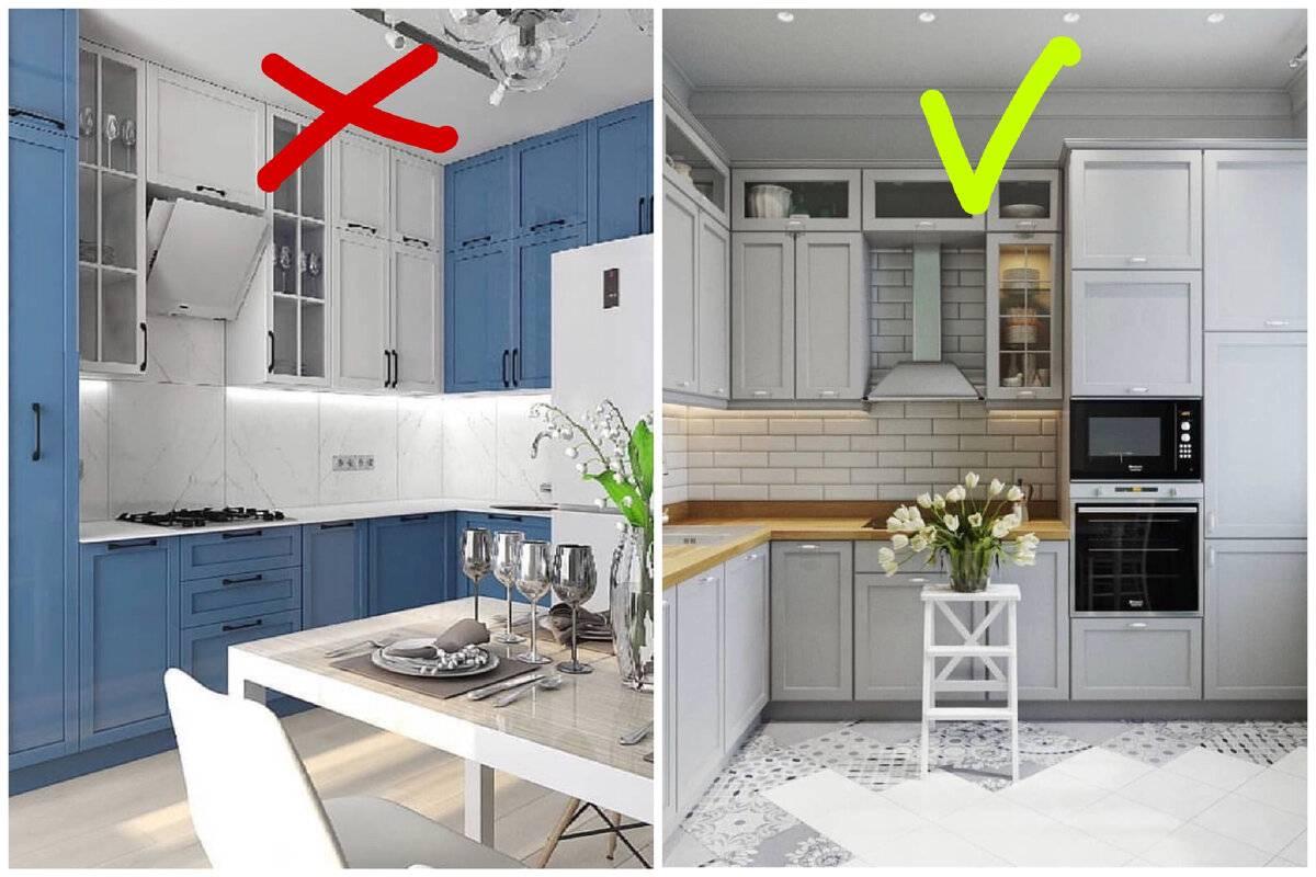 Кухня под потолок – стоит делать или нет?