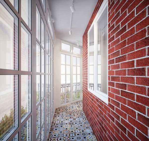 Дизайн балконов 75 фото - дизайн интерьера